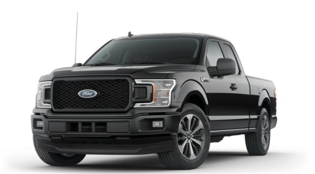 2020 Ford F-150 STX XL 2WD SuperCab 6.5 Box